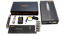Aspire Premium Vaporizer Kit