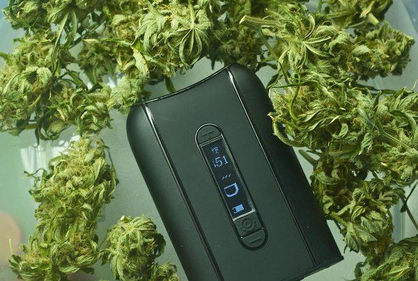 Marijuana Vaporizer