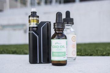 cbd oil vaping