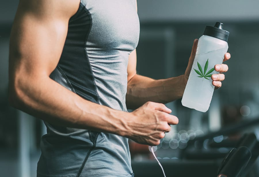 Why are athletes going for CBD Oil?