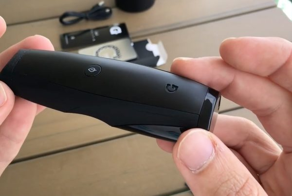 G Pen Elite Vaporizer review