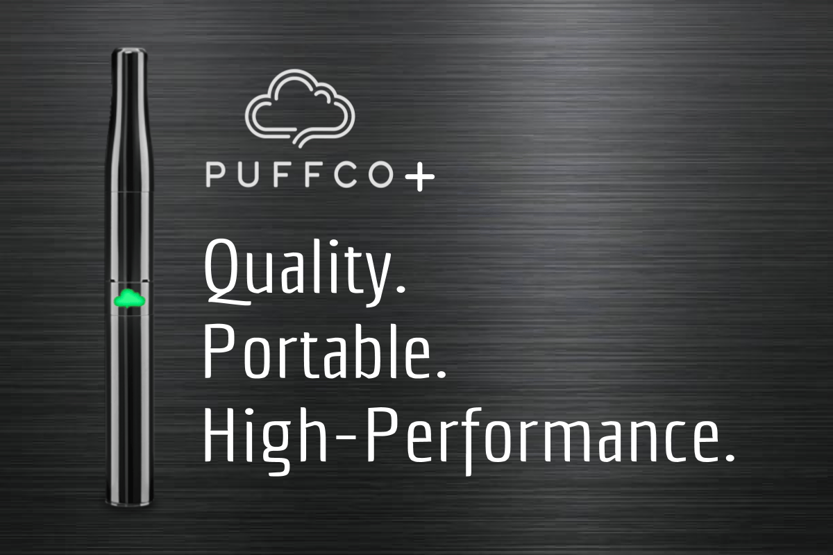 The Puffco Plus Vaporizer — The World's First Pocket Nail