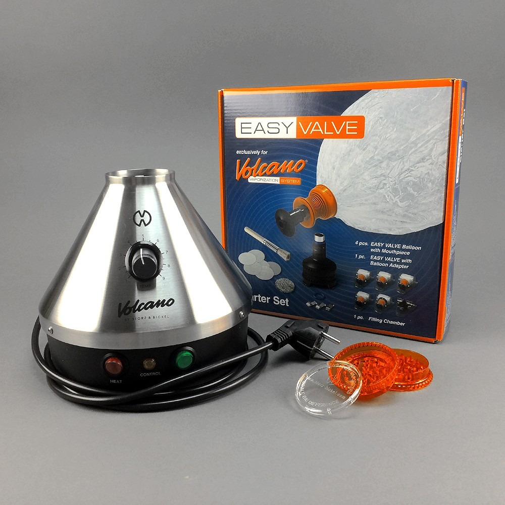 The Volcano Classic Vaporizer: All You Need to Know