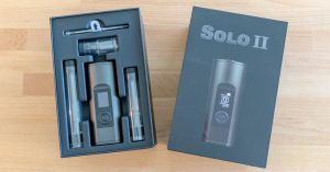 Arizer Solo 2 the Best Vaporizer