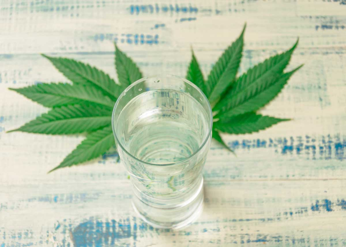 Why CBD Water is Good for Your Fitness Program