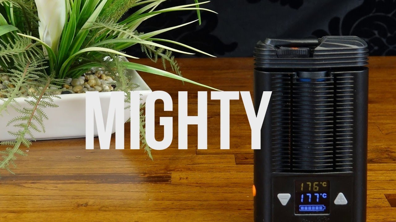 Who Is The Vaporisateur Mighty For?