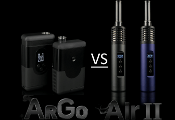 Arizer Air 2 vs Arizer Argo