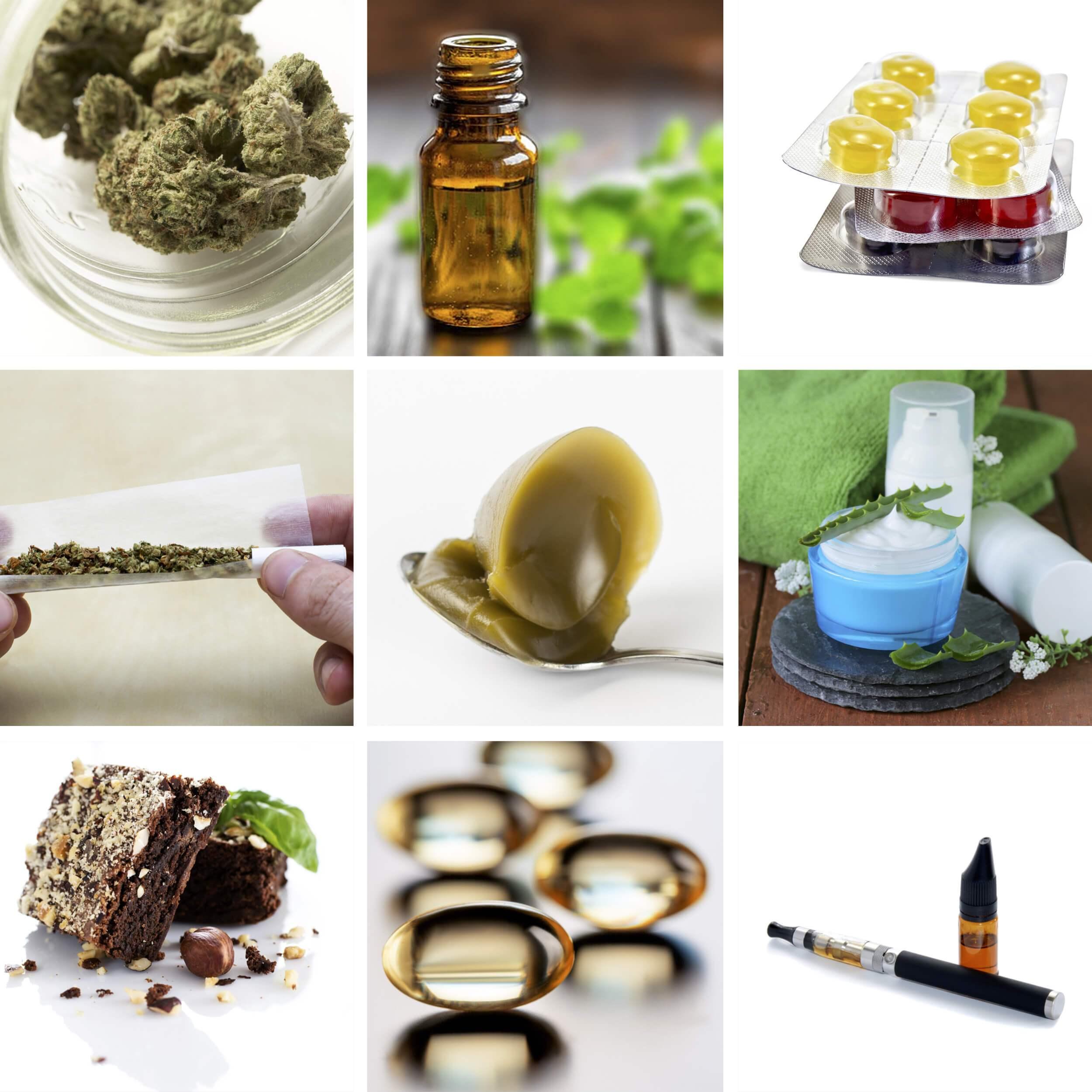 Top Ways to Consume Marijuana