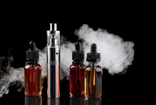 Vaping CBD E Liquids