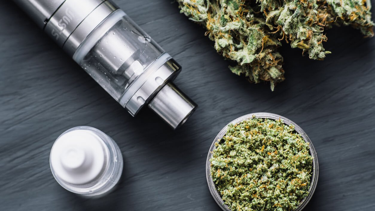Top 5 strains of cannabis for vaping